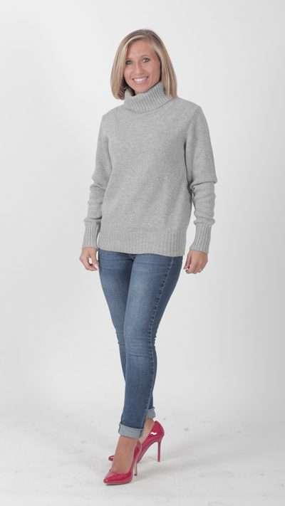 Dolcevita doppiofilo - Aosta Cashmere - Moda & Moda