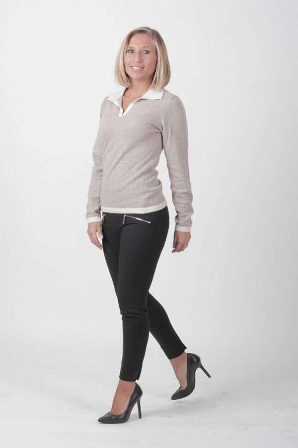 Polo - Aosta Cashmere - Moda & Moda